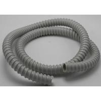 Buy cheap PVC Spiral Corrugated Flexible Tubing Plastic PVC Reinforced Hose from wholesalers