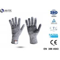 Quality Puncture Resistant PPE Safety Gloves Eco Friendly High Elasticity Close Fitting for sale