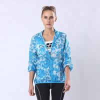 Custom New Version Chinlon Woman Sunproof Skin Clothes