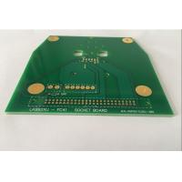Buy cheap Substrate Fr4 Material PCB Prototype Circuit Board 4 Layers 2 Years Guarantee from wholesalers