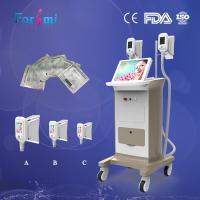 Quality 15 inch touch color screen fat freezing machine for sale
