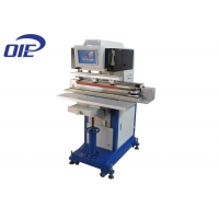 China Transverse Ink Cup 1 Color Pad Printing Machine for Panel / Cover Printing on sale