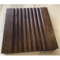 Quality 12Mm Non Slip Outdoor Deck Tiles E0 Formaldehyde Releasing Easy Installation for sale