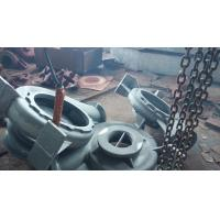 China Pump Body Castings After Shot Blasting EB16008 on sale