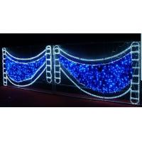 Quality christmas street decorations light motif for sale