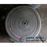 Quality High Efficient Type Knitted Wire Mesh, 300-600 Model, 0.1-0.3mm Wire for sale