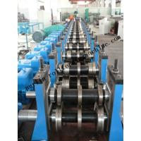 Quality Cold / Hot Rolled Quick Interchangeable C Z Purlins Rolling Forming Machine 1.5 - 3.0mm for sale