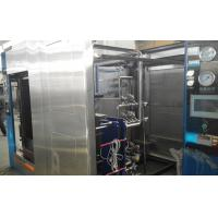 Quality Pass Through Type Double Door Pharmaceutical Autoclave Machine for sale