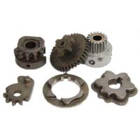 Quality AISI 6061 Aluminium CNC Machining Parts Bead Blasting T Train Gear Assembly for sale