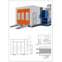 China Horizontal Laminar Air Flow Vertical Clean Room Equipment 0.3m/s - 0.6m/s on sale