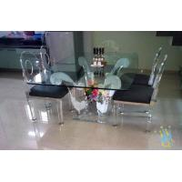 Quality clear acrylic room furniture for sale