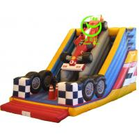 Buy Best selling   inflatable car slide  with 24months warranty GT-SAR-1653 at wholesale prices