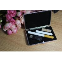 China Mini 808D 280mAh Vaporizer E-Cigarette 800puffs , White / Green Disposible E-Cig With Dial Gauge on sale