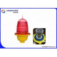 Quality Single LED Aviation Obstruction Light  E27  For Marking Top Of Obstacle for sale