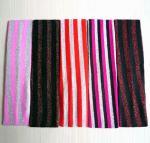 Quality Stripe Wide Elastic Sports Headband 2C0005 for sale