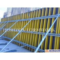 Buy cheap Easy-to-assemble Wall Formwork Panels With Steel Walers and Wood Girder H20 from wholesalers