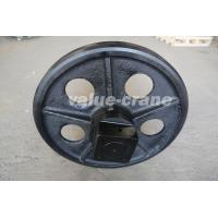 Idler for Crawler crane Kobelco PH75P undercarriage spaer parts from China.