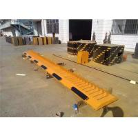 Buy 3 Meter lenght check point tire spikes highest level security Q235 steel frame at wholesale prices