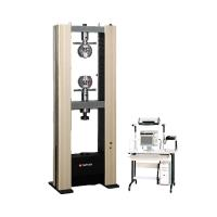 Quality Gate Type Electronic Universal Testing Machine , Mechanical Universal Testing Machine for sale