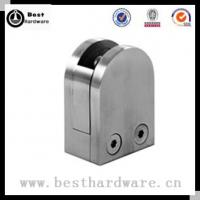 stainless steel glass clamp,glass clip, glass railing system, balustrades
