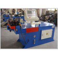 Quality High Speed Automatic Pipe Bender , Microcomputer Control Cnc Tube Bending Machine for sale