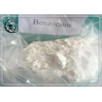 Quality Cough Drops and Pain Reliever Pain Killer Powder Benzocaine for sale