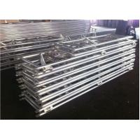 Buy Outdoor Aluminum Stage Truss Roof Truss 1000 X 580mm Circular Lighting Truss at wholesale prices