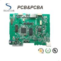 Quality Electronic turnkey pcb assembly prototype , circuit board assembly for sale