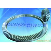 Quality High Precision Forged Steel Spiral Bevel Gear Ring In Automobile for sale