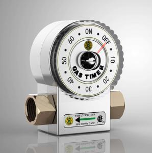 China AUTOMATIC GAS SAFETY TIMER VALVE shut off valve LPG CNC  Automatically mechanical shut off gas timer valve on sale
