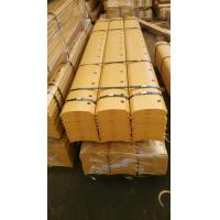 high quality   Motor Grader Blade 5D9554  double beveled curved cutting edges for D6 for sale