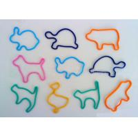 Quality Multi Famous Fun Animal Silly Shape Band Glow Fluorescent Silly Silicone Rubber Band for sale