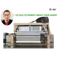 Quality Single Pump Water Jet Textile Loom Machine Dobby Weaving High Speed for sale