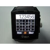 Quality 1.5inch water resistant wrist watch mobile phone with builti in 2gb memory and battery G2 for sale