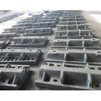 Buy Ni-hard Cast Iron Sag Mill Liners , Heat Resistant Aluminum Sand Castings HRC53 at wholesale prices