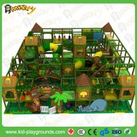 Longlife Pretty Kids Play Structure, Colorful Indoor Playground for Toddler for sale
