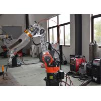 Quality Low Voltage MIG Welding Manipulator , Rotary Table Welding Positioner Equipment for sale