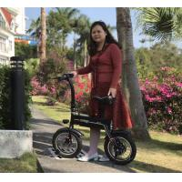 Quality Bluetooth Foldable Electric Scooter 12'' Brushless Compact K Shape for sale