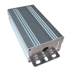 Quality 50x29mm Metal Aluminum U Channel Extrusions , Led Aluminum Extrusion Driver Enclosure for sale