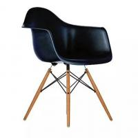 Quality ABS Or Fiberglass Seat Modern Restaurant Chairs For Coffee Shop for sale