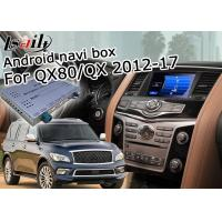 China Infiniti QX80 / QX Android Auto Interface , Android Car Audio Interface With Mirror Link on sale