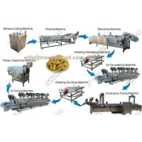 Quality Fully Automatic Banana Chips Production Line|High Quality Plantain Chips Making Machine for sale