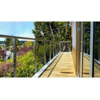 China Metal Deck Railings Design, Cable Deck Railings on sale