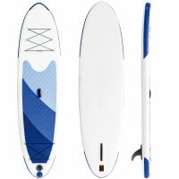 Buy cheap Coursing / Yoga All Around SUP Board 240L Volume With Thin Pulled In Tail from wholesalers