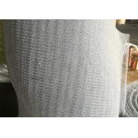 Quality PTFE Mix Plastic Knitted Wire Mesh 316 Stainless Steel For Vapor - Liquid Separation for sale