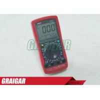 Quality Handheld Automotive Multi - Purpose Meters Ut105 Ac / Dc Voltage Current Tester for sale