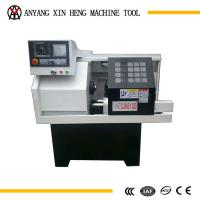 Quality swing over table 160mm  China mini benchtop cnc lathe CK6130 for sale