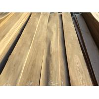 Buy Sliced Natural Chinese Ash Wood Veneer Sheet crown cut at wholesale prices