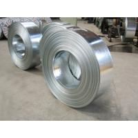 Quality DXD51, DXD52, 490, Grade 50 Z60 to Z275 Hot Dipped Galvanized Steel Strip / Strips for sale