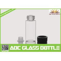 Quality Hot Sale 2ml Glass Vial With Stopper And Lid 3ml 5ml for sale